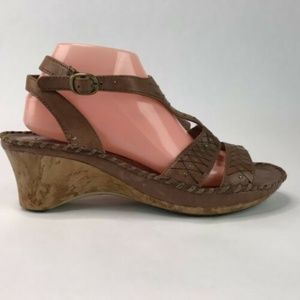Ariat Womens Sandals Gladiator Sling Size 9B
